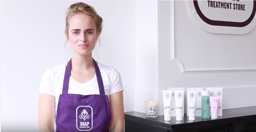 HowTo Video: Take the treatment home - BEAM FACIAL