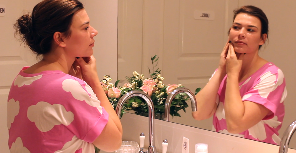 HowTo Video: Take the treatment home - NIGHT FACIAL