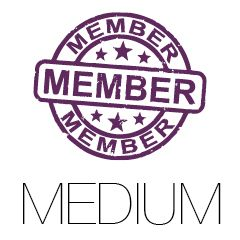 MEMBERSHIP HIGH INTENSIVE MEDIUM 5+1 gratis