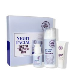 TAKE THE TREATMENT HOME - NIGHT FACIAL