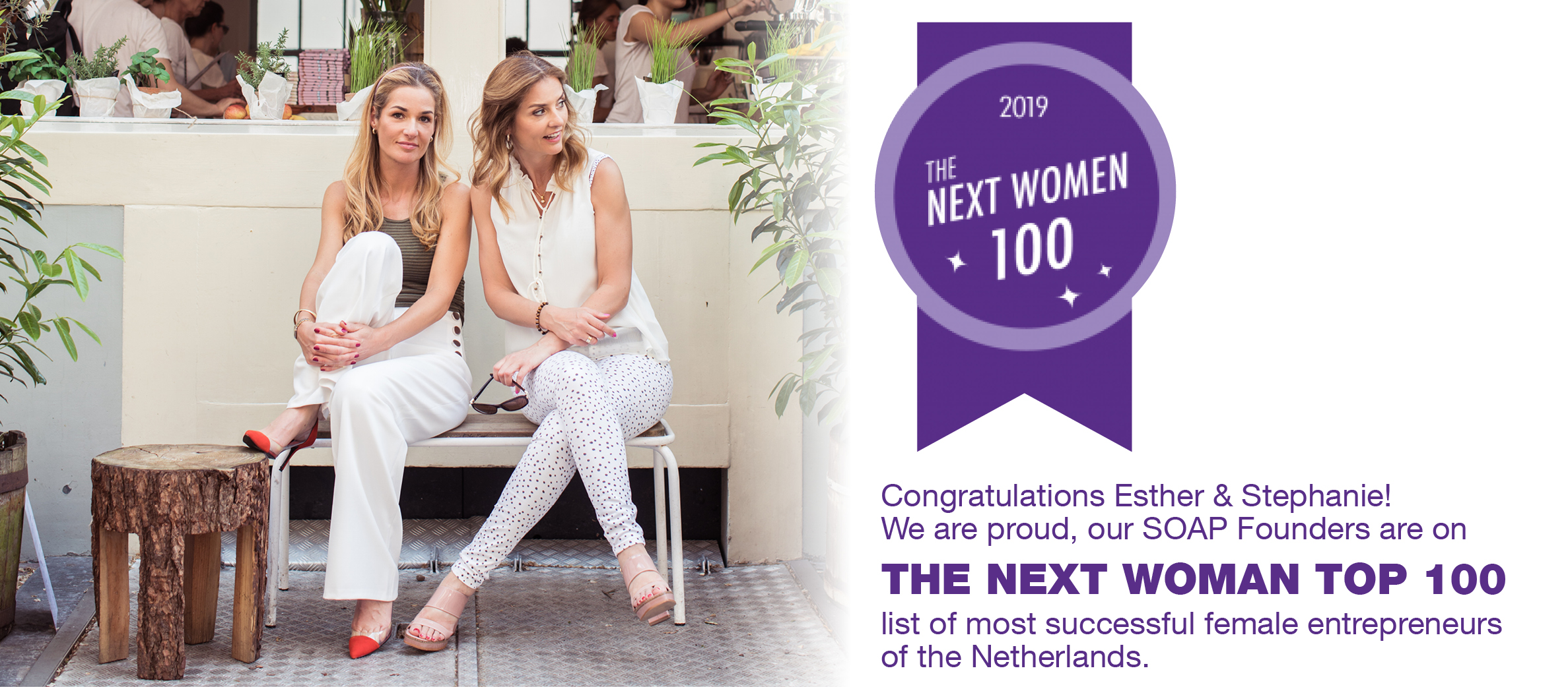 NEXT WOMAN TOP 100