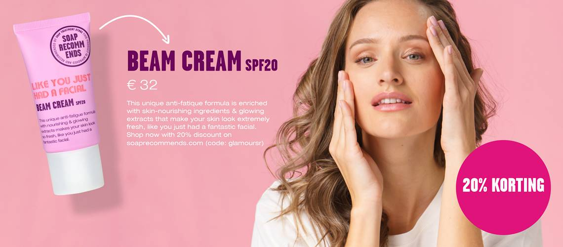 BEAM CREAM SPF20